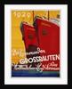 Die Kommenden Grossbauten Poster by Bernd Steiner
