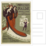 Princesses Dollar Poster by Clerice Freres