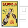 Stock's Medicinal Brandy Poster by Corbis