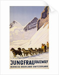 Jungfrau Railway Poster by Corbis