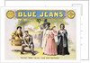 Blue Jeans Poster by Corbis
