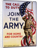 The Call to Duty for Home and Country Poster by Corbis