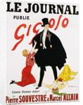 Le Journal Publie Gigolo Poster by Corbis