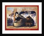Pennsylvania Railroad, Ready to Go! by Grif Teller