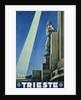 Trieste Poster by Georgio Viola
