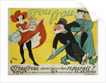 Frou Frou Poster by Maurice Vertes