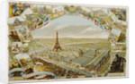 Exposition Universelle de Paris 1889 Poster by Corbis
