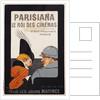 Parisiana Le Roi des Cinemas Poster by R. Pichon