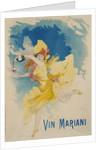 Vin Mariani Poster by Jules Cheret
