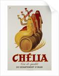 Chelia Advertising Poster by Corbis