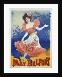May Belfort Poster by Henri Paolo