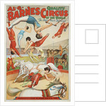 Al G. Barnes Circus - Quality Circus of the World Poster by Corbis