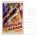 Footlight Parade Movie Poster by Corbis