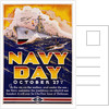 Navy Day October 27th Poster by Matt Murphey
