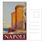 Napoli Travel Poster by Corbis