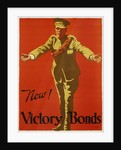Now! Victory Bonds Poster by Joseph Ernest Sampson