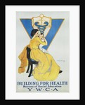Building for Health, Y.W.C.A. Poster by Marie Danforth Page