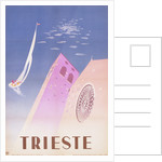 Trieste Travel Poster by Corbis