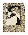 Masquerade Poster by William H. Bradley