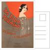 Ya Todo Termino Tango Music Sheet Cover by Leopoldo Metlicovitz