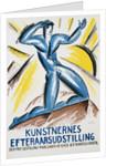 Kunstnernes Efteraarsudstilling Poster by Corbis
