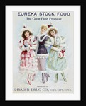 Eureka Stock Food: The Great Flesh Producer Advertising Poster by Corbis