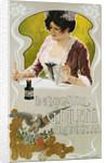 Inchiostri G. Diletti Brisighella Writing Ink Poster by Corbis