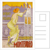Montevideo Cigarrillos Poster by J. Borro
