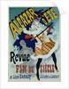 Alcazar d'Ete - Revue Fin de Siecle Cabaret Poster by Jules Cheret