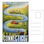 Connecticut Poster by Ben Nason