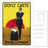 D'Oyly Carte Opera Company Poster by Dudley Hardy