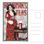 Horniman's Teas Advertisement Poster by H. Banks