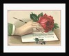 Button's Raven Gloss Shoe Dressing Trade Card by Corbis