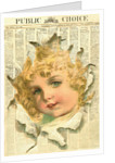 Public Choice Victorian Trading Card by Corbis