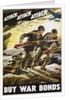 Buy War Bonds Poster by Ferdinand Warren