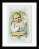 Eagle Brand Condensed Milk Trade Card by Corbis