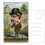 Red Cross Granulated Lye Trade Card by Corbis