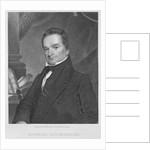 Edward Livingston by Edward Wellmore