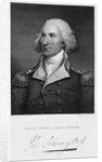 Major General Philip Schuyler by Thomas Kelly
