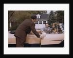 Businessman Dropping Off Carpooler by Corbis
