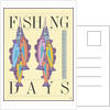Fishing Days by Steve Collier Studio
