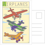 Airplanes by Steve Collier