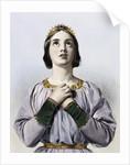 Cordelia - King Lear by Kenny Meadows