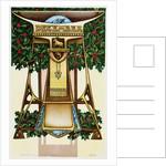 December - Capricornus Postcard by Aenz