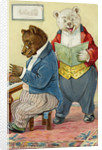 A Very Funny Song Postcard by Corbis