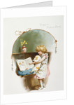 Doggie's Picture Book Illustration by Corbis
