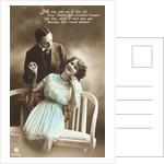 My Duty Bids Me to Love All, Postcard by Corbis