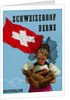 Schweizerhof Berne, Switzerland Luggage Label by Corbis