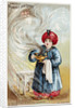 Aladdin or the Wonderful Lamp Trade Card by Corbis