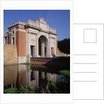 Menin Gate War Memorial by Corbis
